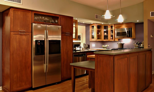 kitchen lighting electrical contractor in Toronto.