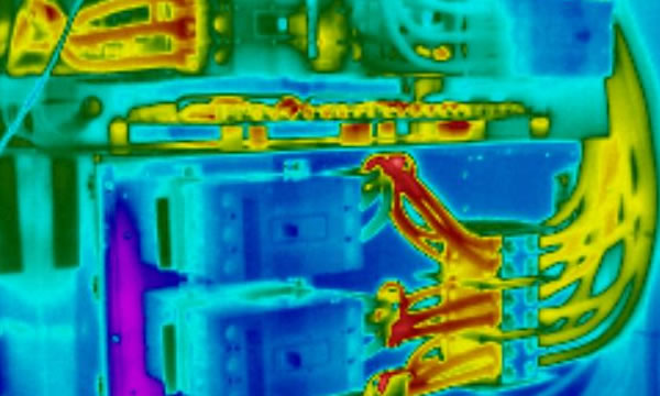 Thermal Imaging Electrical Panel Inspections in Toronto.